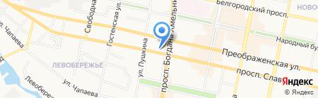 Высокие Технологии на карте Белгорода