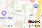 Схема проезда до компании Бета-Черноземье в Белгороде