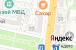 Схема проезда до компании Русь в Белгороде