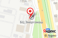 Схема проезда до компании БелСнаб31 в Белгороде