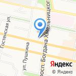 ТМ Групп на карте Белгорода