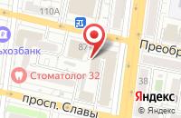 Схема проезда до компании Империя в Иваново