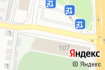 Схема проезда до компании Энергомаш в Белгороде
