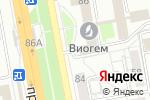 Схема проезда до компании Добрыня-1 в Белгороде
