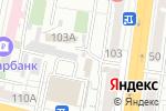 Схема проезда до компании Мобибел в Белгороде