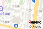 Схема проезда до компании HelpMate в Белгороде
