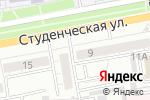 Схема проезда до компании Белгородский центр юридических услуг в Белгороде
