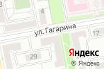 Схема проезда до компании Магазин косметики и бытовой химии в Белгороде