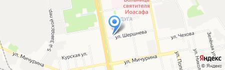 Морской Бутик на карте Белгорода