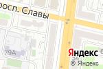 Схема проезда до компании Союз в Белгороде