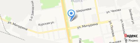 Центр судебных экспертиз и независимой оценки на карте Белгорода