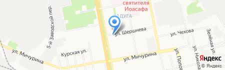 Комиссионный магазин на карте Белгорода