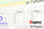 Схема проезда до компании AUTOTALLER в Белгороде