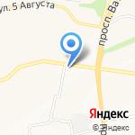 Мужская тема на карте Белгорода