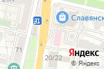 Схема проезда до компании Вэлтон банк в Белгороде