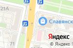 Схема проезда до компании ЛЕВОС в Белгороде