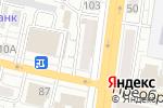 Схема проезда до компании Магазин кофе и чая в Белгороде