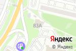 Схема проезда до компании Аллея в Белгороде