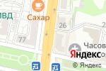 Схема проезда до компании VisAVis в Белгороде