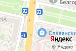 Схема проезда до компании Cake Donuts в Белгороде