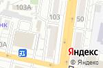 Схема проезда до компании Спортивный мир в Белгороде
