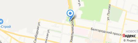 Fonbet на карте Белгорода