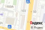 Схема проезда до компании Домино в Белгороде
