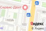 Схема проезда до компании Магазин рыболовных принадлежностей в Белгороде