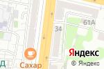 Схема проезда до компании Беатриче в Белгороде