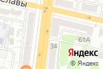 Схема проезда до компании Библиотечный молодежный центр в Белгороде