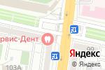 Схема проезда до компании Мастер-ключ31 в Белгороде
