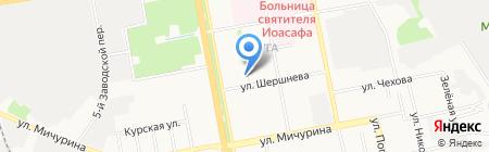 Вершки & корешки на карте Белгорода