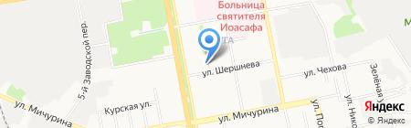 КровляСпектрСтрой на карте Белгорода