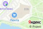 Схема проезда до компании Имидж Лайт в Белгороде