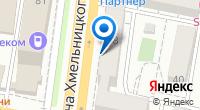 Компания Окна Белогорья на карте
