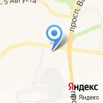 БелСвязьПроект на карте Белгорода