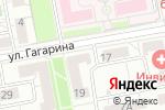 Схема проезда до компании Участковый пункт полиции №15 в Белгороде
