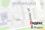 Схема проезда до компании Спарта в Белгороде