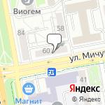 Магазин салютов Белгород- расположение пункта самовывоза