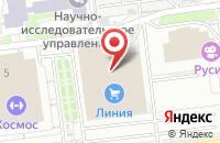 Схема проезда до компании КурскБизнесАвто в Белгороде