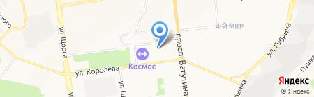 Angel на карте Белгорода