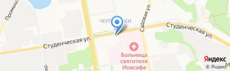 Магия Востока на карте Белгорода