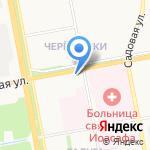Белгородский центр юридических услуг на карте Белгорода