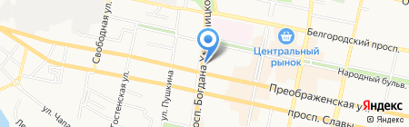 WebToAll на карте Белгорода