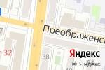 Схема проезда до компании Bloom в Белгороде