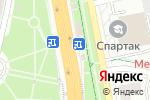 Схема проезда до компании Росток в Белгороде