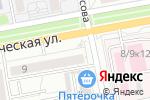 Схема проезда до компании Магия Востока в Белгороде