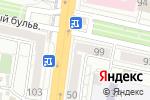 Схема проезда до компании Ремсервис в Белгороде