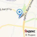 Вгости31 на карте Белгорода