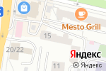 Схема проезда до компании Дента-Л Плюс в Белгороде